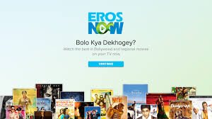 eros now for android tv android apps on google play