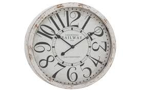 old world inspired vintage style wall clock by uma