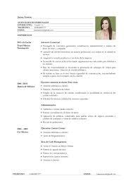 curriculum vitae pdf formato unico ideas of curriculum vitae formato pdf mexico for your modelo de