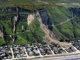 is a landslide