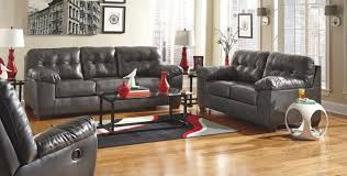Grey Leather Living Room Set Leather Living Room Sets Discount Living Rooms