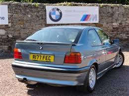 bmw e36 316i compact bmw 3 series 316i compact only 79k 2 ow for
