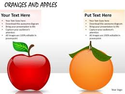 editable fruit fruit powerpoint templates slides and graphics