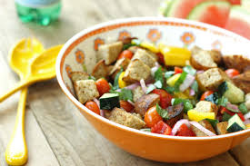 panzenella salad the real good life