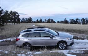 2015 subaru outback modified 5 best road trip cars 2015 carnewscafe