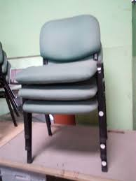 stackable chair used office furniture philippines