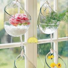 Wine Glass Flower Vase Free Shipping Home Decor Creative Glass Vase Water Planting Glass