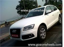 Audi Q5 Facelift - audi q5 facelift spotted in mumbai launches early next year