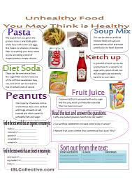 unhealthy food that you may think is healthy néerlandais anglais