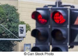 red light traffic violation red light camera red light traffic violation camera stock photos