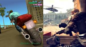 modern combat zero hour apk grand theft auto vice city and modern combat 4 zero hour now