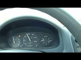 p0501 1998 honda civic speed sensor diagnosis ericthecarguy youtube