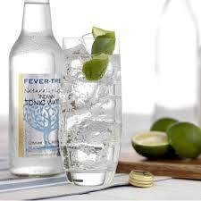 vodka tonic calories fever tree naturally light tonic water 4 x 200ml 31dover com