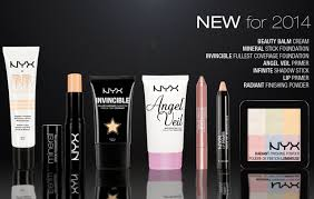 Make Up Nyx nyx base makeup collection 2014 trends and