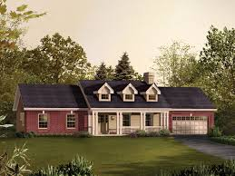 classic cape cod house plans carter creek country ranch home plan 007d 0192 house plans and more