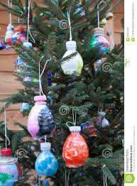 decoration with recycled items stock photo image 53421579