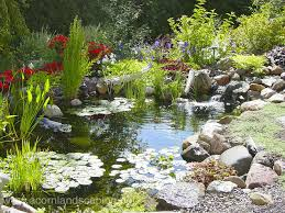 3 Tips For Designing The by 6 Tips For Designing And Installing A Water Garden Or Fish Pond
