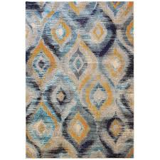 Modern Abstract Rugs Colores Col09 Modern Abstract Rug Therugshopuk