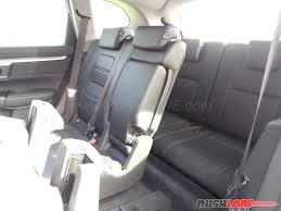 new honda cr v review 7 seats more space more features