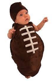 Newborn Bunting Halloween Costumes Football Bunting Baby Boys Sports Infant Newborn Child Halloween
