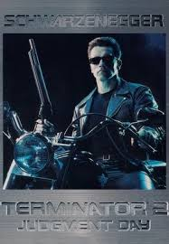 robocop electrocutes himself youtube t2 terminator gives death the thumbs up youtube