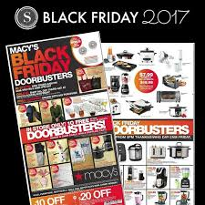 macy s black friday ad 2017 deals store hours ad scans