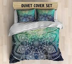 Hippie Bohemian Bedroom Nursery Beddings Bohemian Bed In A Bag Together With Boho Duvet