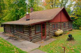small cabin in the woods log cabin vacation rentals in clam lake wisconsin lake cabins