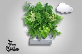 hi tech vertical green u201cplug u0026plant u201d u2013 b design