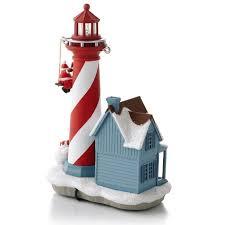 2013 lighthouse hallmark ornament hooked on