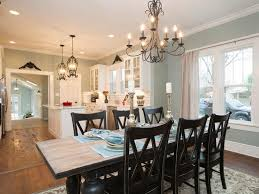 dining room open concept kitchen dining room ideas granite top