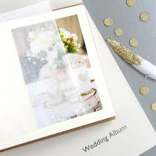 50th anniversary photo album golden wedding photo albums