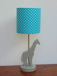Nursery Table Lamps Lamps For Nursery Project Nursery Elephant Lamp With Embroidered