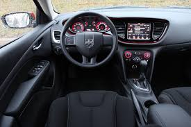 Dodge Dart 2014 Interior Used Dodge Dart 2013 2016 Expert Review