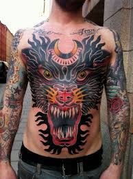traditional and japanese tattoos by iain mullen artists paradise