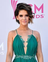 acms 2017 maren morris on her new short haircut