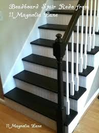 Painted Banister Ideas Indoor Stair Stringers Interior Stair Treads And Risers Indoor