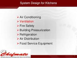 Kitchen Ventilation System Design Kitchen Exhaust India