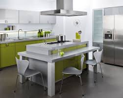 ilots central pour cuisine cuisine moderne avec ilot central amenagement newsindo co