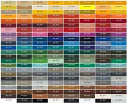different shades of green paint best 25 ral colours ideas on pinterest all colour concrete