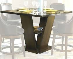 How Tall Is A Dining Room Table by Counter Height Pedestal Dining Table Bayshore El 5447 36