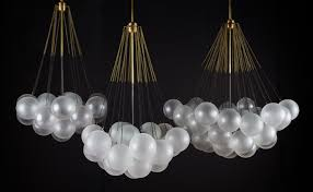 Chandelier Light Fixtures by Cloud Apparatus