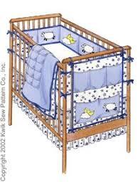 Crib Bedding Pattern My Manger Crib Bedding Sewing Pattern