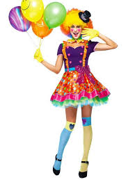 Scary Clown Costumes Halloween 103 Fantasia Carnaval Images Clown Costumes