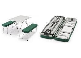aluminum portable picnic table portable picnic table set whereibuyit com cing pinterest