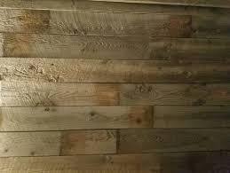 wood grain tile vs real reclaimed wood accent walls