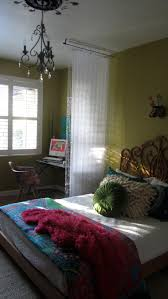 Room Divider Beads Curtain - beaded curtains bedroom eclectic with boho beaded curtain