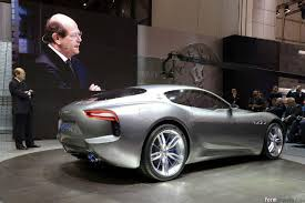 alfieri maserati person maserati alfieri concept design process illustrated by its creators