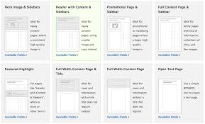 drupal different templates for different pages getting to know page builder part 1 of 2 its drupal services
