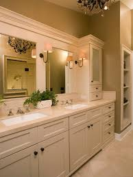 Off White Bathroom Vanities by Zuri 55x20 Double Sink Bathroom Vanity In Gloss White On Sale
